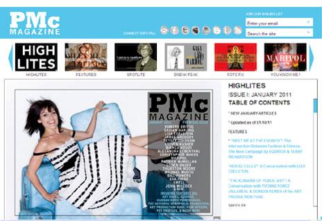Online PMC Magazine